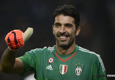 Buffon s'offre un record