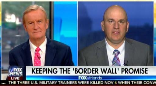 Union president describes morale in Border Patrol under Trump