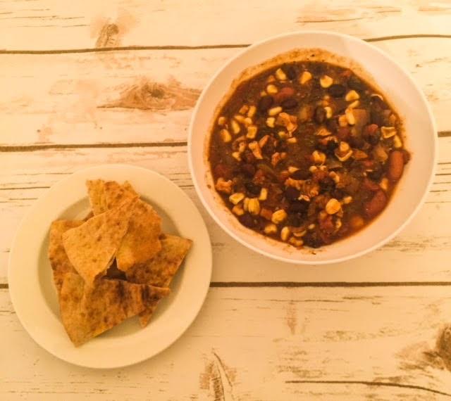Weight Watchers - Zero Point Chicken Taco Soup Recipe
