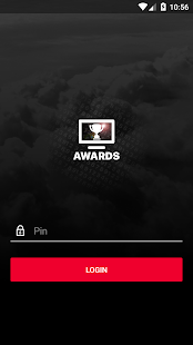 Awards Screeners PIN - náhled