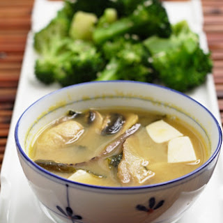 Korean Mushroom Soup Recipes