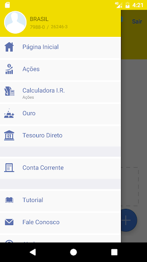 Investimentos screenshot 2