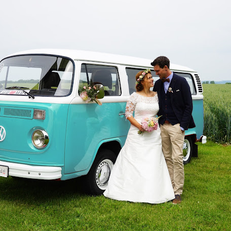 Wedding photographer Carolin Wohlfart (PixiedustFactory). Photo of 02.01.2017