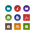 Unfolded Icons Solid Explorer icon