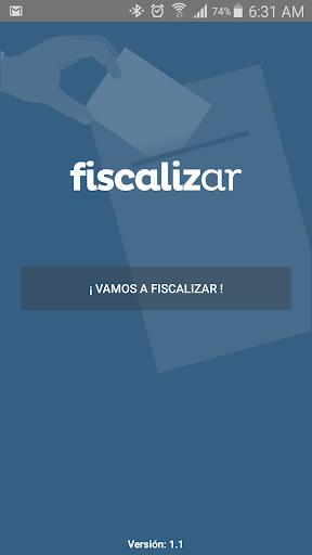 Fiscalizar