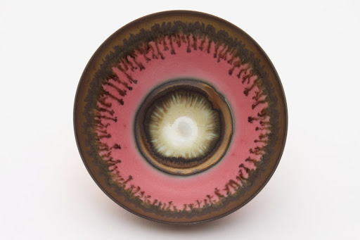 Peter Wills Ceramic Bowl 068
