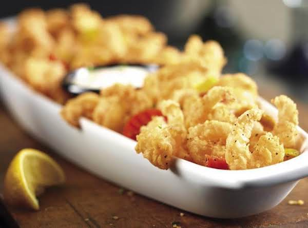 Longhorn's Wild West Shrimp W/prairie Dust Recipe