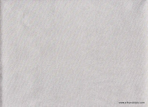Photo: 15 Poly Dupion - DF PEWTER   100% Polyester