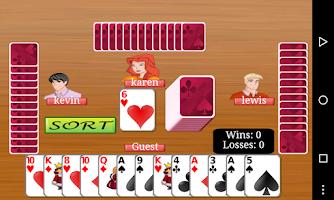 Screenshot of Rummy