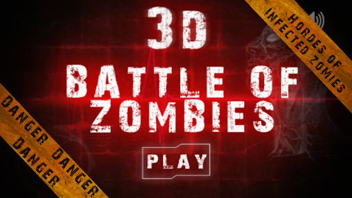 Battle of Zombies 3D