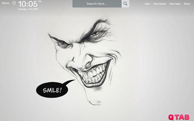 Joker Wallpapers HD Theme
