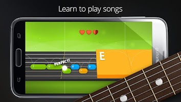 Screenshot of Guitar Tuner Free - GuitarTuna