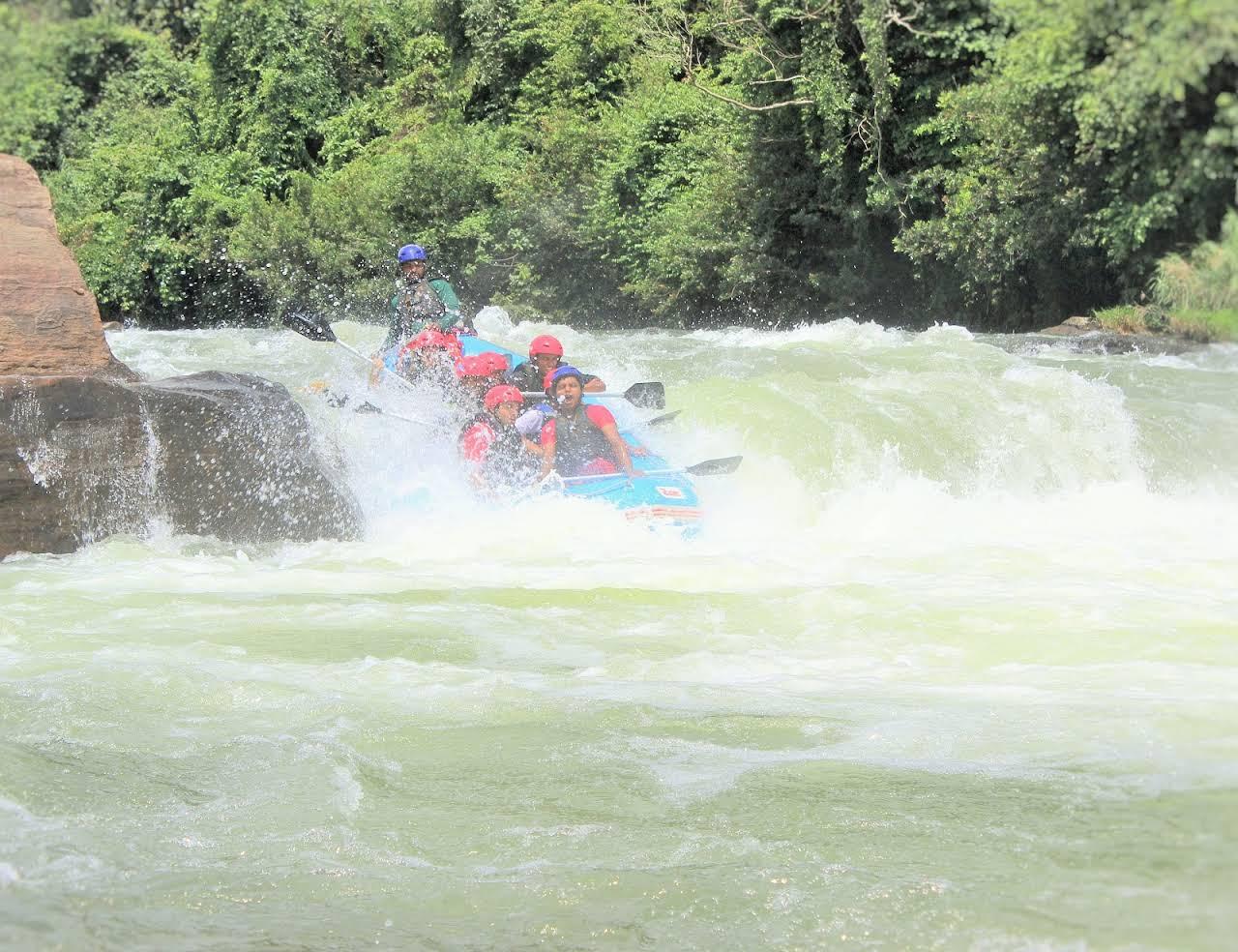 Adventure LK White Water Rafting Kitulgala