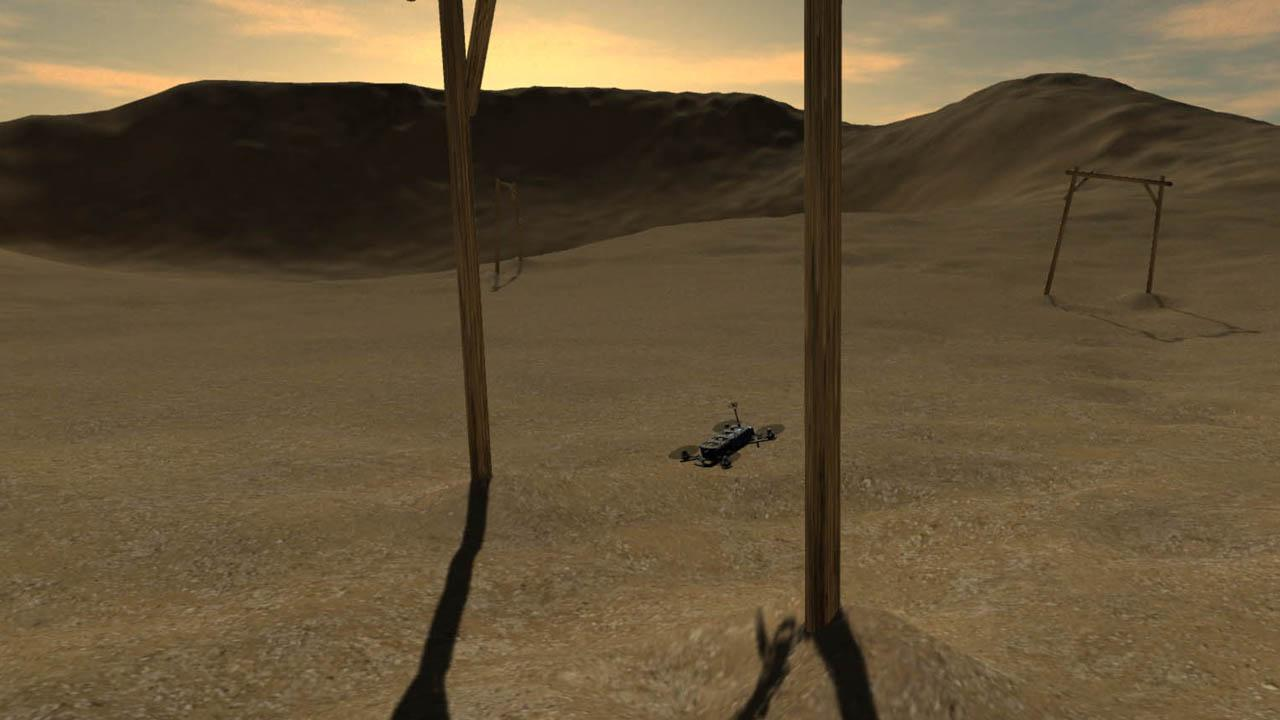 FPV Freerider- screenshot