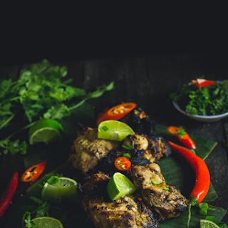 Gai Yang – Thai Grilled Chicken.