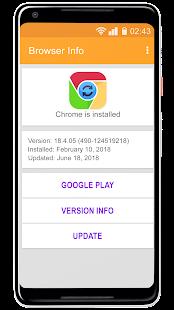 App Update for Chrome APK for Windows Phone