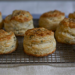 Sage and Fontina Biscuits