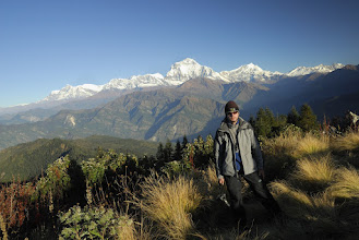 Photo: At Poon Hill