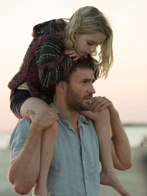 Gifted movie starring Chris Evans as Frank and McKenna Grace as Mary