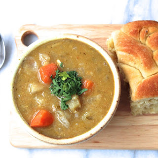 Winter Vegetable Stew Recipe
