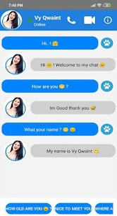 Fake Call & Chat 📞 Apk  Download For Android 4
