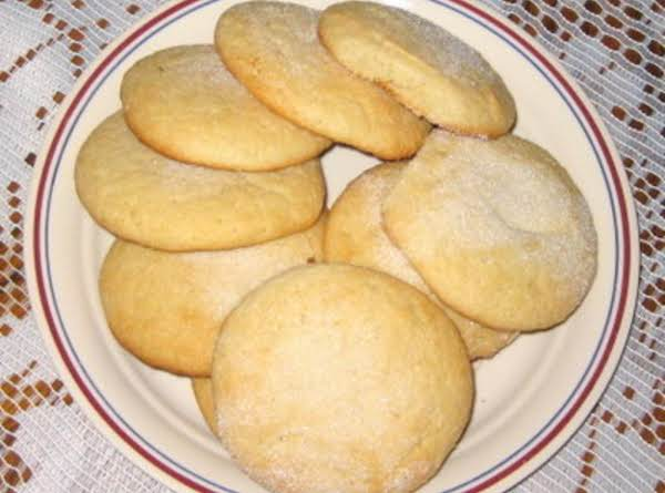 Grandma Becky's Sugar Cookies