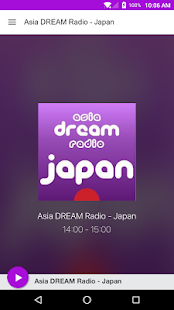 Asia DREAM Radio - Japan- screenshot thumbnail