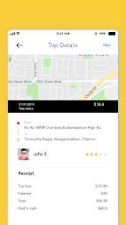 GetTaxi APK screenshot thumbnail 5