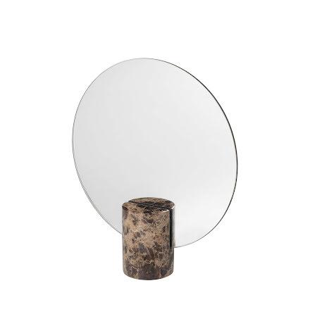 PESA Spegel, Marmor, Brun