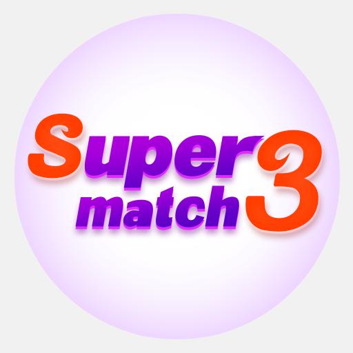 Super Match 3 avatar image
