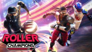 Roller Champions Highly Compressed
