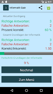 Informatikquiz- screenshot thumbnail