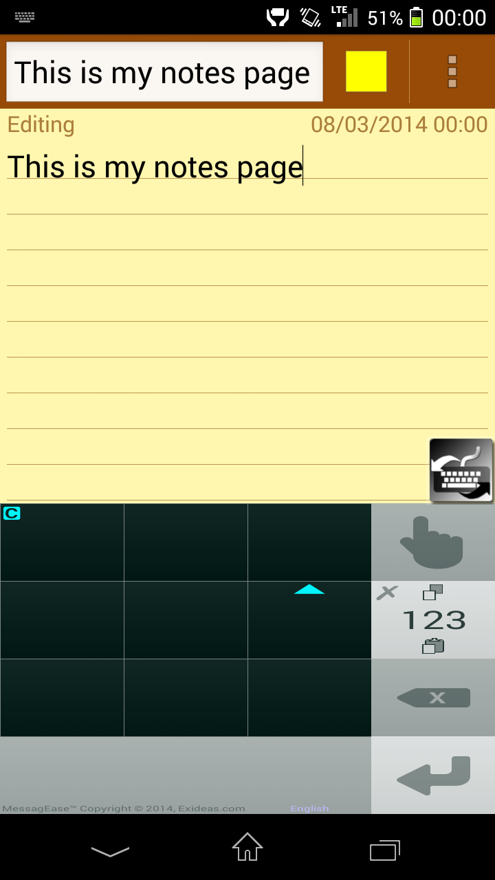 Скриншот Simple Keyboard Switcher Free