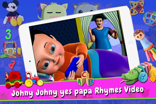 Nursery Rhymes Videos For Kids 1.0 screenshots 2