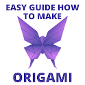 How To Make Origami Easy Guide icon