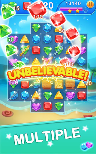 Jewel Blast Dragon - Match 3 Puzzle 1.13.3 screenshots 11