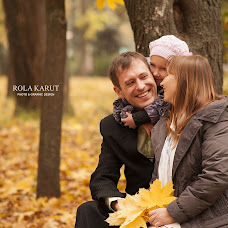 Wedding photographer Rola Karut (rola). Photo of 19.10.2013