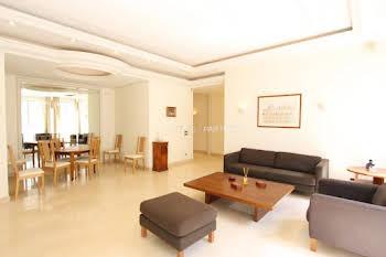 Appartement meublé 5 pièces 138 m2
