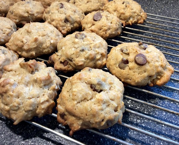 Agave Coconut Oatmeal Cookies Recipe