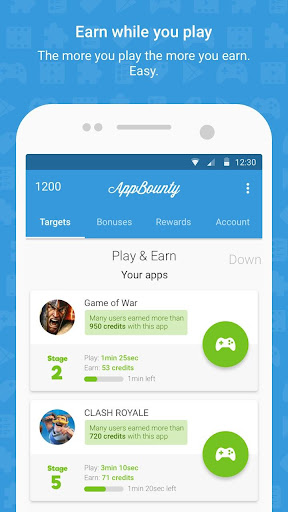 AppBounty u2013 Free gift cards 2.5.12 screenshots 2