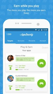 AppBounty – Free gift cards- screenshot thumbnail