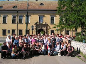 Photo: Okno bł. Jana Pawła II na ul. Franciszkańskiej 3 w Krakowie