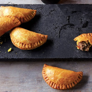 Jamaican Beef Turnover.