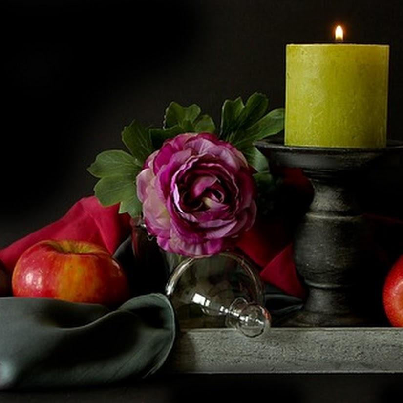 DIY: centros de mesa de otoño