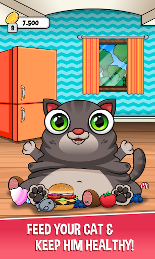 Oliver the Virtual Cat 1.36 screenshots 8