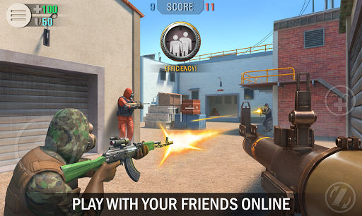 Crime Revolt - 3D Online Shooter 1.79 screenshots 1