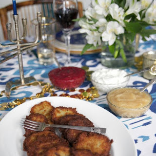 Traditional Potato Latkes