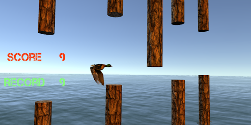 Plappy Birds Real 3D 2 screenshots 4