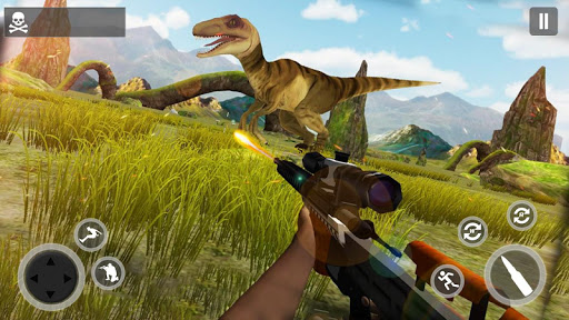 Dinosaurs Hunter Survival:Jurassic World T-Rex  screenshots EasyGameCheats.pro 1