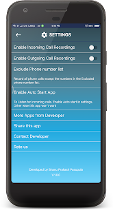 Call Recorder Pro App Download For Android 2